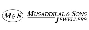 Musaddilal & Sons Jewellers - logo
