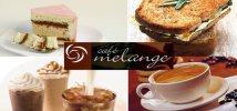 Cafe Melange - logo
