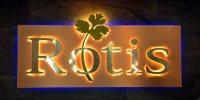 Rotis Vegetarian Fine Dining - logo