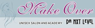 Makeover Salon & Academy - logo