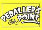 Pedallers Point -Sports Bicycle & Fitness Equipment - logo
