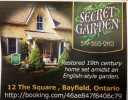 Secret Garden of Bayfield