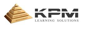 "KPM Learning Solutions  ""Shaping Your Future"" - logo"