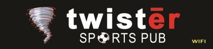 Twisters Sports Pub - logo