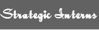 Strategic Interns - logo
