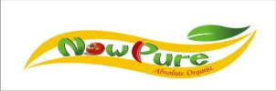 Now Pure - logo
