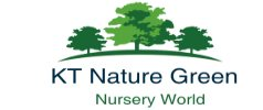 K T NATURE GREEN NURSERY - logo
