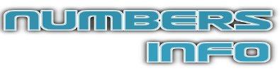 Numbers Info - logo