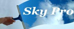 SkyPro Ksa  - logo