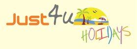 just4uholidays - logo