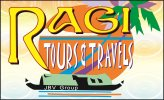 RAGI TOUR AND TRAVELS - logo