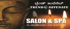 Trendjuvenate Salon and Spa - logo