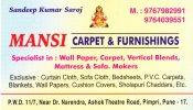 Mansi Carpet & Furnishings - logo
