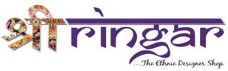 Shringar - The Ethnic Designer Shop - logo