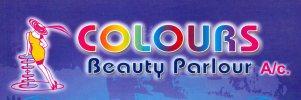 COLOURS BEAUTY PARLOUR - logo