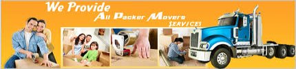 ON TIME PACKERS AND MOVERS - logo