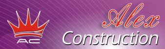 Alex construction pvt.ltd. - logo