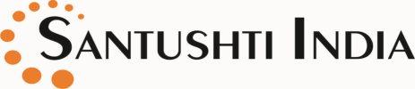 SANTUSHTI INDIA - logo