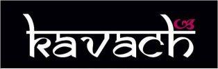 Kavach - logo