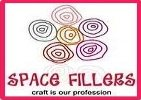 Space Fillers - logo