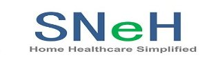 SNeH - End to end Preventive Healthcare Services and Proactive Health Monitoring for the Elderly in the comfort of their home - logo