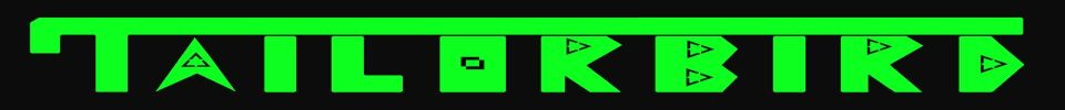 Tailorbird Shop - logo