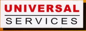 UNIVERSAL SERVICES - logo