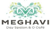 MEGHAVI - Spa, Salon & O Cafe - logo