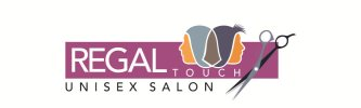 Regal touch unisex salon - logo