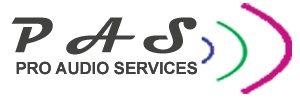 PRO AUDIO SERVICES - logo