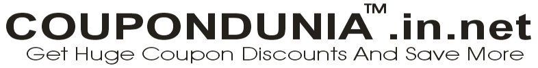 COUPONDUNIA - logo