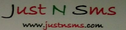 Just N Sms - logo