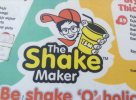 THE SHAKE MAKER - logo