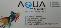 Aqua Magic The Aquariums Shop - logo
