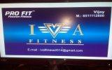 Iva Fitness - logo