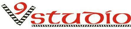 V-9 Studio - logo