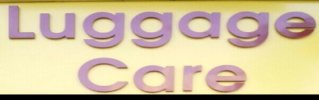 Lugagge Care - logo
