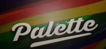 Palette - logo