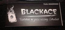 Blackace - logo