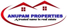 Anupam Properties Real Estate Consultant Faridabad Delhi NCR Call @ 8010206000 - logo
