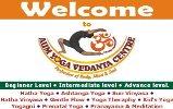 Aum Yoga Vedanta Centre - logo