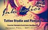 Inkoholics Tattoo Studio - logo