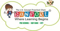 SANFORT GROUP OF SCHOOL - logo