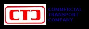 COMMERCIAL TRANSPORT COMPANY - logo
