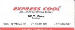 Express Cool - logo