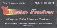 Chethan Furniture - logo