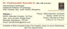 Dr Padmanabh Kamath K - logo