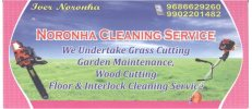 Noronha Cleaning Service - logo