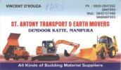 St Antony Transport & Earth Movers - logo