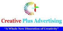 Creative Plus Advertising - logo